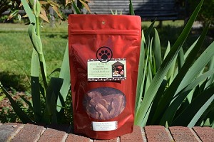 Turkey Bacon Jerky Dog Treat